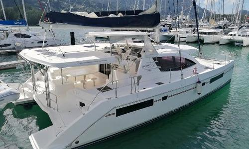 Image of Leopard 48 for sale in Seychelles for €419,000 (£360,526) Mahe, Seychelles