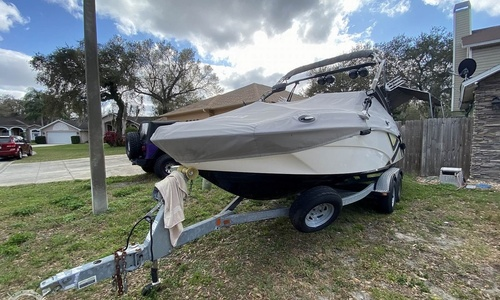 Image of Yamaha 212X for sale in United States of America for $47,500 New Port Richey, Florida, United States of America