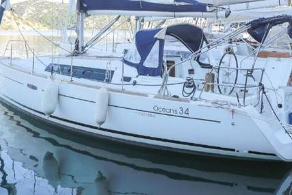 Beneteau Oceanis 34 for sale in Turkey for €75,000 (£64,533)