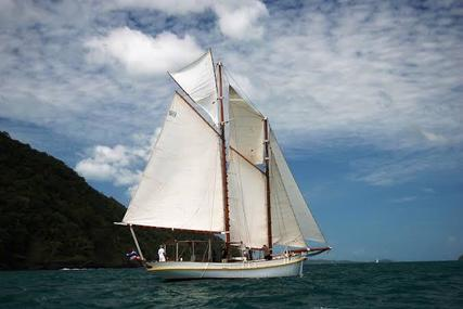 Custom 1906 classic schooner for sale in Thailand for €500,000 (£431,962)