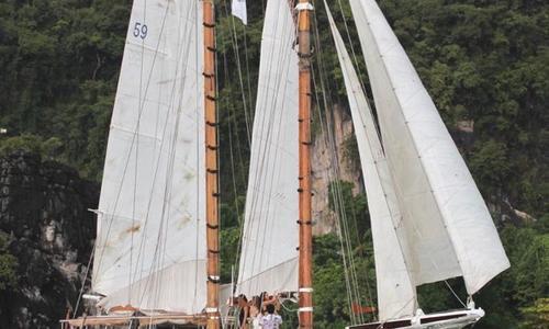 Image of Custom 1906 classic schooner for sale in Thailand for €500,000 (£428,093) Krabi, , Thailand