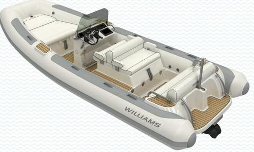 Image of Williams DieselJet 565 for sale in Spain for €75,000 (£64,978) Mallorca, Spain