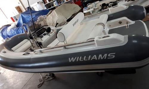 Image of Williams SportJet 400 for sale in Spain for €36,000 (£31,040) Mallorca, Spain