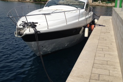 Pershing 46 for sale in Croatia for €299,000 (£258,579)