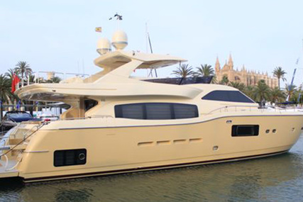Ferretti 840 Altura for sale in Spain for €2,250,000 (£1,953,295)