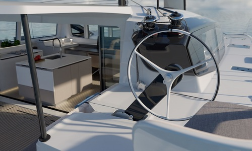 Image of Outremer 55 for sale in France for P.O.A. (P.O.A.) South, France