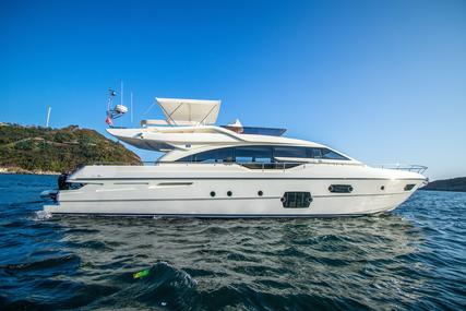 Ferretti 690 for sale in Hong Kong for $2,195,000 (£1,572,913)