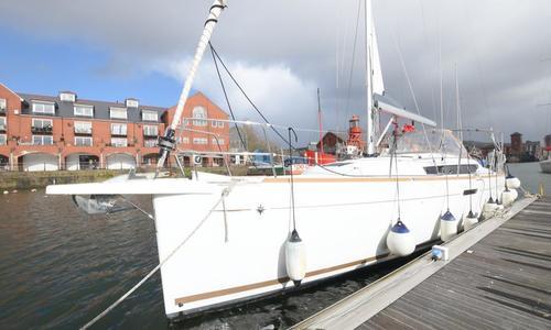 Image of Jeanneau Sun Odyssey 389 for sale in United Kingdom for £149,500 Swansea, United Kingdom