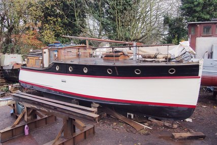 37ft BORWICK MOTOR-YACHT for sale in United Kingdom for £12,950
