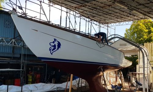 Image of 44ft FLYING THIRTY OCEAN RACER for sale in United Kingdom for £65,000 Somerset, United Kingdom
