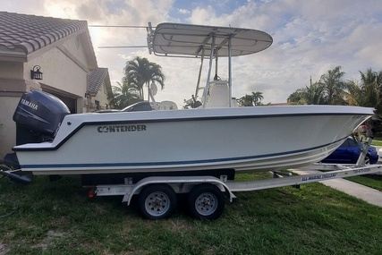 Contender 23 Open for sale in United States of America for $61,200 (£43,876)