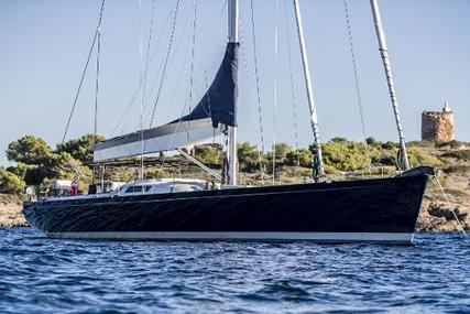 Custom H2X and JMV Bermudian Sloop for sale in Spain for €2,200,000 (£1,907,255)