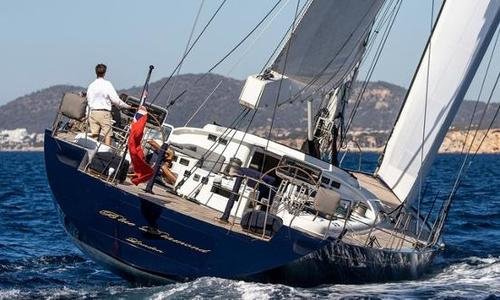 Image of Custom H2X and JMV Bermudian Sloop for sale in Spain for €2,200,000 (£1,898,925) Palma de Mallorca, Spain