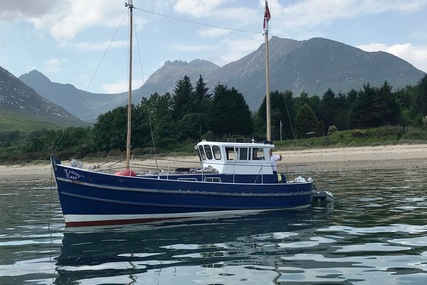 33ft MILLER MFV KETCH MOTOR-SAILER for sale in United Kingdom for £27,500