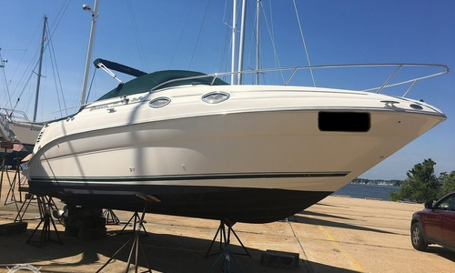 Image of Sea Ray 240 Sundancer for sale in United States of America for $29,000 (£20,964) Edgewater, Maryland, United States of America
