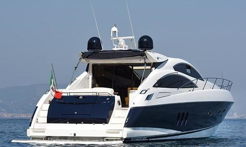 Image of Sunseeker Predator 62 for sale in Italy for €590,000 (£506,255) Salerno, Italy