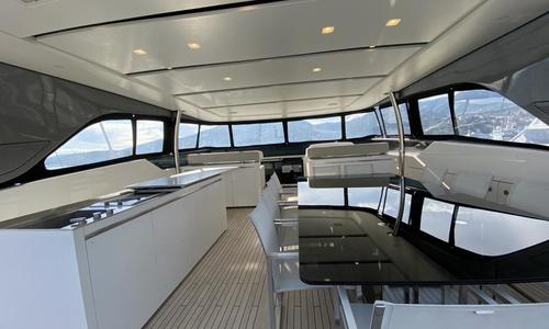Image of Sanlorenzo SL106 for sale in Italy for €5,200,000 (£4,478,975) Tuscany, Italy