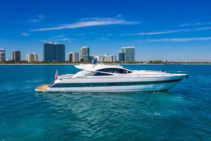 Pershing 76 for sale in United States of America for $1,185,000 (£857,205)
