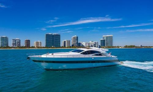 Image of Pershing 76 for sale in United States of America for $1,185,000 (£857,205) Aventura, FL, United States of America