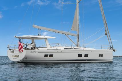 Hanse 548 for sale in United States of America for $746,498 (£537,645)