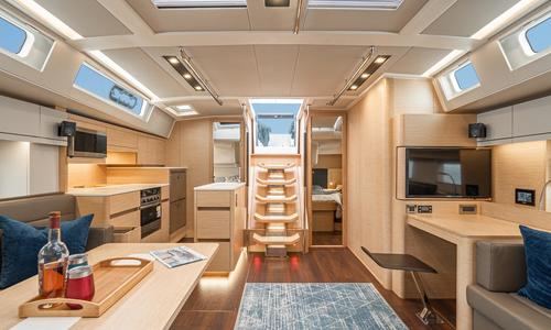 Image of Hanse 548 for sale in United States of America for $746,498 (£540,001) Long Beach, CA, United States of America