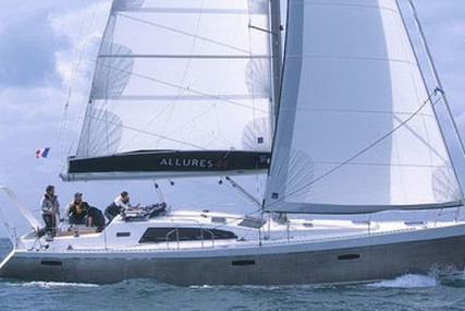 Allures Yachting 44 for sale in France for €235,000 (£201,644)