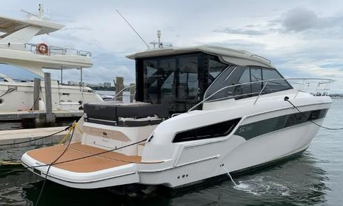 Image of Bavaria Yachts 40S Coupe for sale in United States of America for $429,900 (£308,062) Dania Beach, FL, United States of America