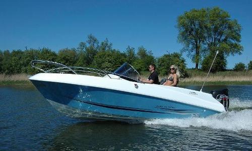 Image of Galeon GALIA 570 SUNDECK for sale in United Kingdom for £34,548 Southampton, United Kingdom