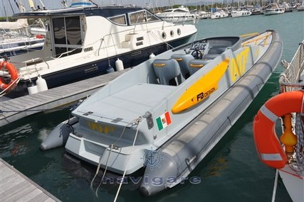FB Design RIB 33 CABINATO for sale in Italy for €100,000 (£86,262)