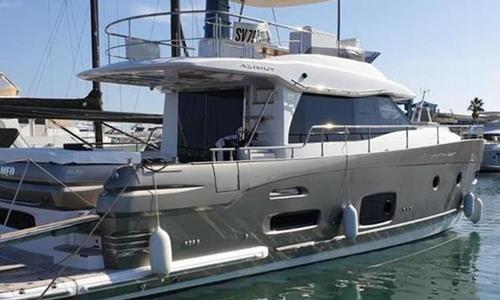 Image of Azimut Yachts Magellano 53 for sale in Malta for €995,000 (£862,047) Valletta, Malta