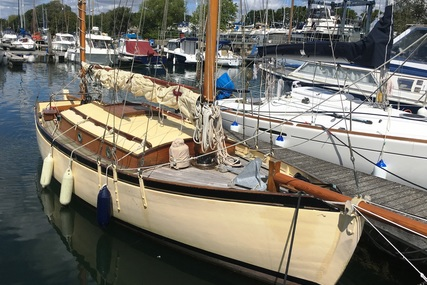 21ft. HARRISON BUTLER CYCLONE GAFF YAWL for sale in United Kingdom for £12,000