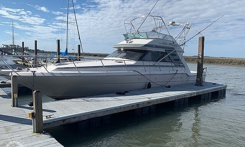 Image of Sea Ray 430 Convertible for sale in United States of America for $45,000 (£32,447) Johns Island, South Carolina, United States of America