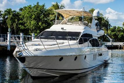 Azimut Yachts 62 for sale in United States of America for $585,000 (£422,886)