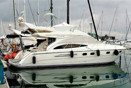 Princess 42 for sale in Italy for €209,000 (£180,746)