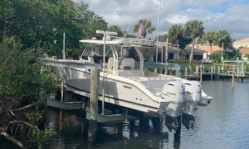Image of Pursuit S 328 Sport for sale in United States of America for $399,900 (£289,081) Palm Beach, FL, United States of America