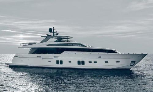 Image of Sanlorenzo SL106 for sale in Italy for €6,200,000 (£5,346,026) La Spezia, , Italy