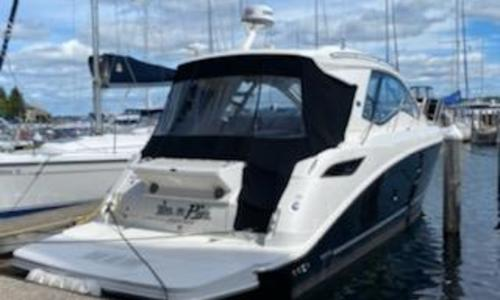 Image of Sea Ray 350 Coupe for sale in United States of America for $385,000 (£278,310) Harbor Spirngs, MI, United States of America