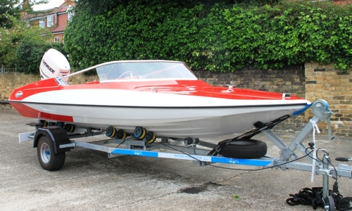 Image of 15ft. GLASTRON GT 150 SPORTS BOAT for sale in United Kingdom for £15,000 London, United Kingdom