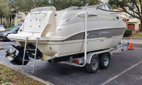 Image of Stingray 250 CS for sale in United States of America for $37,000 (£26,509) Altamonte Springs, Florida, United States of America