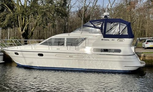 Image of Broom 41 for sale in United Kingdom for £139,950 Norfolk Yacht Agency, United Kingdom