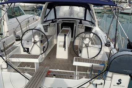 Beneteau Oceanis 35.1 for sale in Italy for €120,000 (£103,643)