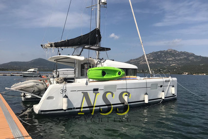 Lagoon 39 for sale in Italy for €245,000 (£212,399)