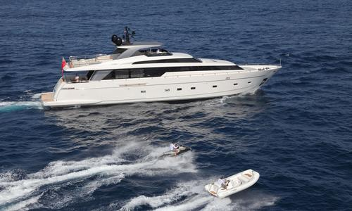 Image of Sanlorenzo Sl104 for sale in Thailand for €4,888,000 (£4,205,853) Asia, , Thailand