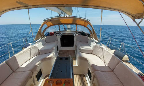 Image of Jeanneau Sun Odyssey 54 DS for sale in Italy for €209,950 (£179,806) Porto Cervo, Sardinia, Italy