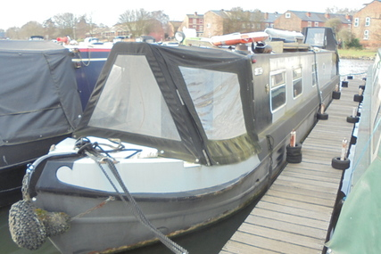 Liverpool Boats 50ft Narrowboat called Tim\'s Boat for sale in United Kingdom for £34,995