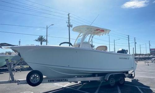 Image of Sailfish 241 CC for sale in United States of America for $94,000 (£67,951) Tampa, FL, United States of America