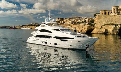 Image of Sunseeker 40 Metre Yacht for sale in France for £9,495,000 Nice, France