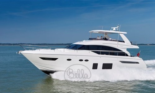 Image of Princess Princess 68 for sale in France for €1,815,000 (£1,578,563) France