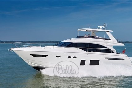 Princess Princess 68 for sale in France for €1,815,000 (£1,572,477)