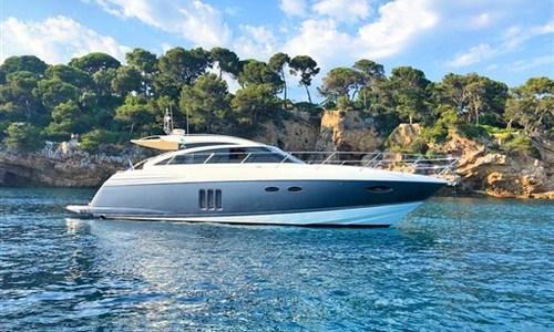 Image of Princess V 52 for sale in France for €460,000 (£396,620) France